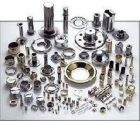 steel metal components