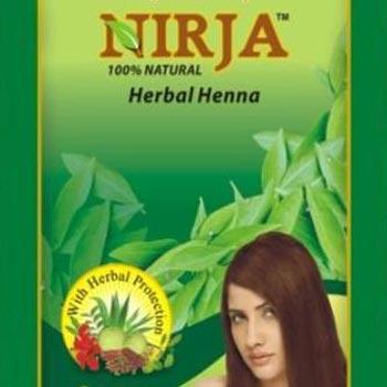 Nirja Herbal Henna Powder