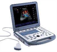 Portable Color Doppler Ultrasound System