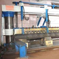 Fully Automatic Pipe Slotting Machine