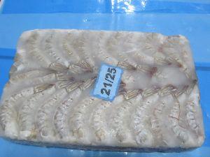 Raw Headless Shell On Vannamei Shrimps