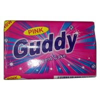 Guddy Pink Detergent Bar