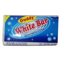 Guddy White Detergent Bar
