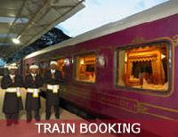 Train Booking Services