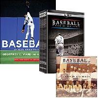 Baseball Dvd Softcover Book
