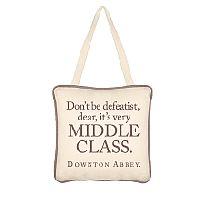 """Middle Class"""" Door Hanger"""