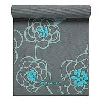 Premium Icy Blossom Yoga Mat