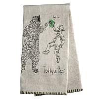 Teddy Roosevelt Tea Towel
