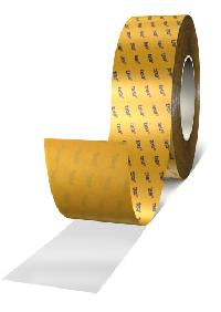 Double Sided Transparent Filmic Tapes