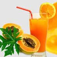 Papaya Pulp And Concentrates