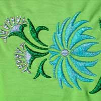 Metallic Polyester Yarns