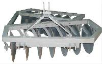 Heavy Duty Mounted Disc Harrow