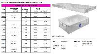Aluminium Anodized Big Size Multipurpose Tray