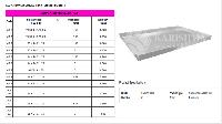 Aluminium Anodized Mithai Tray