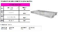Stainless Steel Big Size Multipurpose Tray