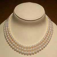Regular Pearl Necklace