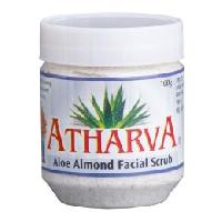 Aloe Almond Facial Scrub