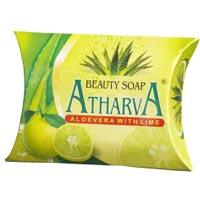 Aloe Vera +Lime extract Soap