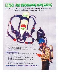 Air Breathing Apparatus