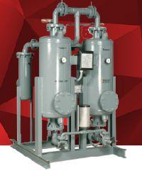Heatless Desiccant Dryers