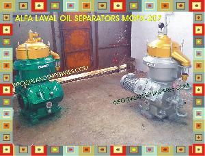 Alfa Laval Oil Purifier Centrifuge