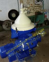 Alfa Laval Oil Purifier Mopx-205