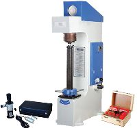 ROCKWELL CUM BRINELL HARDNESS TESTING MACHINES