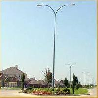 Steel Tubular Street Light Poles