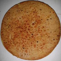 Thin Crisp Cake Made Of Flour Mixed With Spices (khakhra)