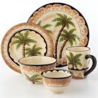 Palm Wood Kitchenware