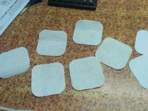 Square Cotton Pad Making Machine