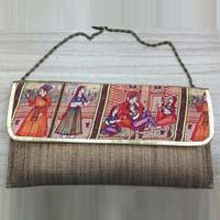 Ladies Ethnic Envelope Clutches