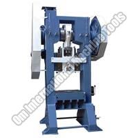 H Frame Pillar Type Power Press