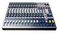 Sound Craft Mixers