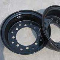 Divided Forklift Wheel Rim