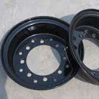Divided Forklift Wheel Rim