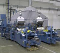 Wirtz Automotive Gravity Casting Machine
