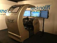 Tecknosim Car Driving Simulator