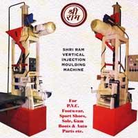Deluxe Vertical Injection Moulding Machine (600 Vrt)