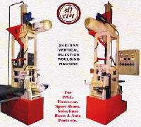 Super Deluxe Vertical Injection Moulding Machine