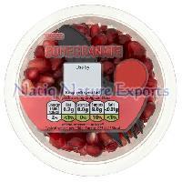 Fresh Pomegranate Seeds