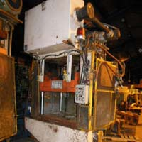 Core Steel 4 Post Hydraulic Trim Press Machines (25 Ton)