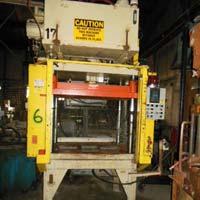 Core Steel 4 Post Hydraulic Trim Press Machines (35 Ton)