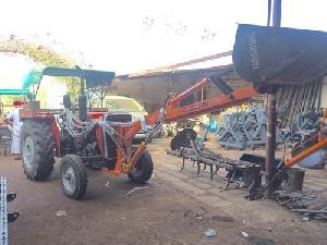 Heavy Duty Compost Loader