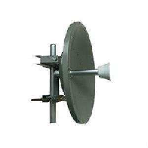 5.8 Ghz Dual Polarized Dish Antenna