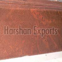 Chittoor Red Granite Slabs