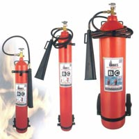 Carbon Dioxide Fire Extinguisher (For B & C Class Fire)