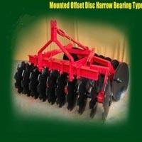 Mounted Disc Harrow
