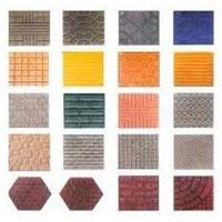 Heavy Duty Checkered Tiles