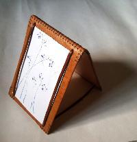 Organic Leather Photo Frame